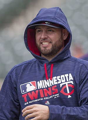 Ricky Nolasco - Nolasco with the Minnesota Twins