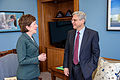 2016 April 05 US Senator Susan Collins meets with Merrick Garland.jpg