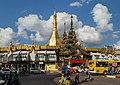 2016 Rangun, Pagoda Sule (05).jpg