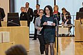 2019-01-18 Konstituierende Sitzung Hessischer Landtag Dorn 3946.jpg