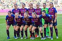 2019-05-18 Fußball, Frauen, UEFA Women's Champions League, Olympique Lyonnais - FC Barcelona StP 0033 LR10 by Stepro.jpg