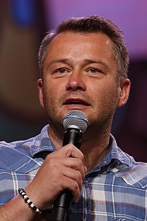 Jarosław Kuźniar Polish television and radio presenter (born 1978)