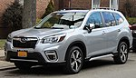 2019 Subaru Forester 2.5i Touring AWD front 3.17.19.jpg