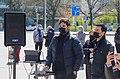 22 Protesters in Geneva demand the release of Armenian POWs, 15 April 2021.jpg