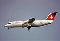 242bw - Swiss Avro RJ 100, HB-IXW@ZRH,17.06.2003 - Flickr - Aero Icarus.jpg