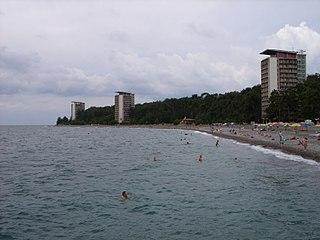 Пицунда,  Абхазия, Грузия