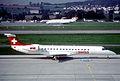 260al - Swiss Embraer ERJ145LU, HB-JAJ@ZRH,22.09.2003 - Flickr - Aero Icarus.jpg