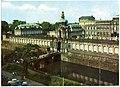 29884-Dresden-1963-Der Zwinger, Kronentor-Brück & Sohn Kunstverlag.jpg
