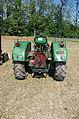 3ème Salon des tracteurs anciens - Moulin de Chiblins - 18082013 - Tracteur Fahr F 3-45-14 - 1956 - arrière.jpg