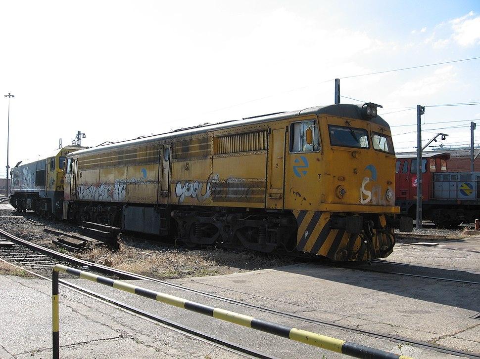 321-054 en Miranda de Ebro 1