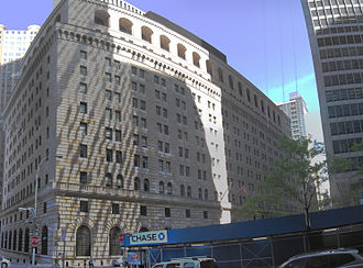 Federal Reserve Bank - The Federal Reserve Bank of New York has over $2 trillion in assets.