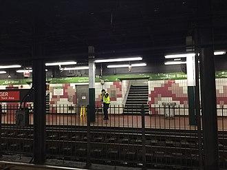 33rd Street station (SEPTA) - Image: 33rd Street station SEPTA 2018a