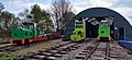 3ft gauge locomotives at Crowle Peatland Railway.jpg