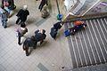 4059viki Dworzec Główny - tunel główny i schody na peron przed remontem. Foto Barbara Maliszewska.jpg