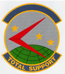 439 Logistics Support Sq (later 439 Maintenance Operations Sq) emblem.png