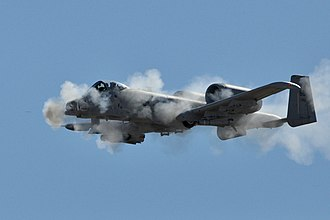 47th Fighter Squadron - 47th Fighter Squadron A-10 Thunderbolt II at Hawgsmoke 2010 competition