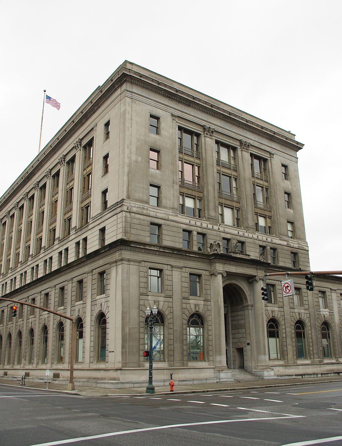 511 Federal Building - Wikipedia