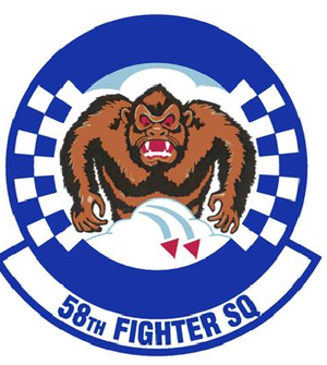 58th Fighter Squadron - Image: 58 Fighter Sq emblem