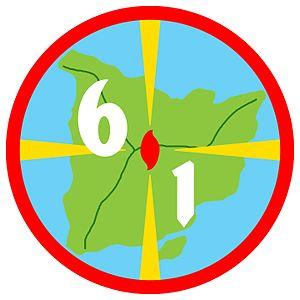 61st Division (Philippines) - 61st Philippine Division Emblem 1941-42