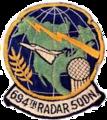694th Radar Squadron - Emblem.png