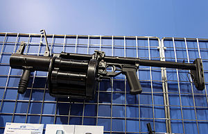 6G30 grenade launcher Interpolitex-2012.jpg