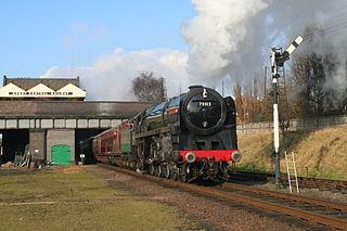 Great Central Railway (heritage railway) Heritage railway based in Loughborough, England