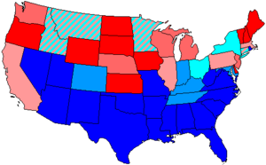 United States House of Representatives elections, 1948 - Image: 81 us house membership