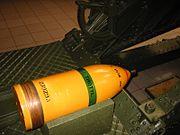 9.2 inch howitzer shell IWM