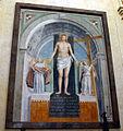 9634 - Milano - Sant'Ambrogio - Cappella Battistero - Bergognone, Cristo risorto - Foto Giovanni Dall'Orto 25-Apr-2007a.jpg