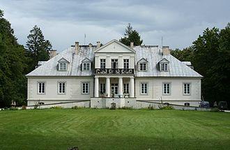 Józef Ignacy Kraszewski - Childhood home in Romanów