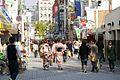 A191 Japan Kyoto Kawaramachi Dori (4764443128).jpg