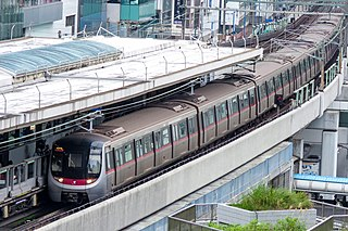 Kwun Tong line MTR metro line