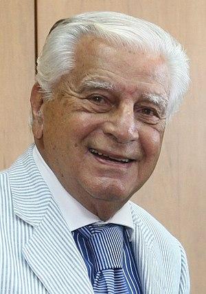 Antonio Cafiero - Antonio Cafiero in 2012