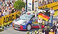 ADAC Rallye Deutschland 2013 - Fahrerpräsentation auf dem Roncalliplatz-4705.jpg
