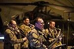 AFCENT Band brings music to Kandahar 121221-F-RH756-011.jpg