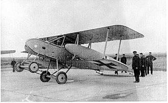 AGO C.III - Image: AGO C.III 1915