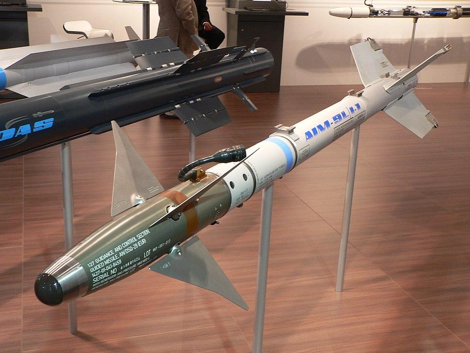 AIM 9L Sidewinder p1220802