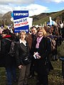 AJ and Jean at equal marriage rally 4 feb (13337024384).jpg