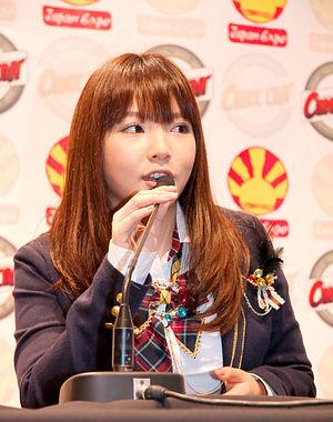 Kayo Noro - Aiko Kayo at Japan Expo in 2009.