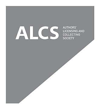 Authors' Licensing and Collecting Society - The ALCS Logo