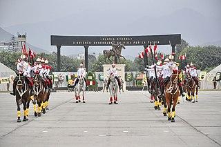 Presidential Life Guard Dragoons Regiment
