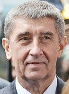 Ministerpräsident Andrej Babiš (ANO)