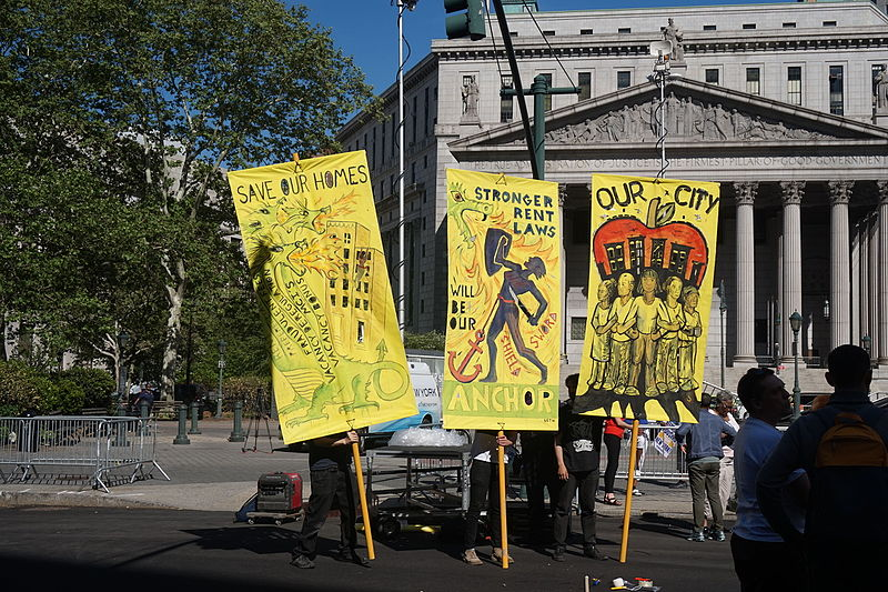 File:A Day In New York 14th May 2015- Rally to Save NYC (17036116514).jpg