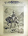 A Frontier Episode, a Gallant Sowar saves an Officer from a Waziri Ambush - The Graphic 1899.jpg