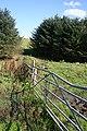 A Gap and a Gate - geograph.org.uk - 955985.jpg