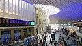 A King's Cross pályaudvar váróterme Londonban.JPG