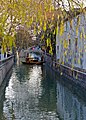 A willow and a boat in Pingjiang Road (6650483501).jpg