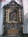 Aachen Nikolauskirche rechter Seitenaltar.jpg