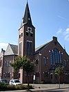 aalten (gld, nl) oosterkerk, frontview