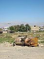 Abandoned zone - houses - teazle - Imam Khomeini st near Shatita Mosque - Nishapur 9.JPG
